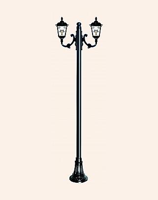 Y.A.5687 - Garden Lighting Poles