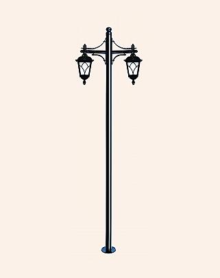 Y.A.5745 - Garden Lighting Poles