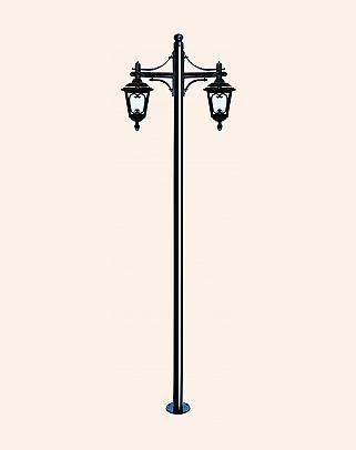 Y.A.5765 - Garden Lighting Poles