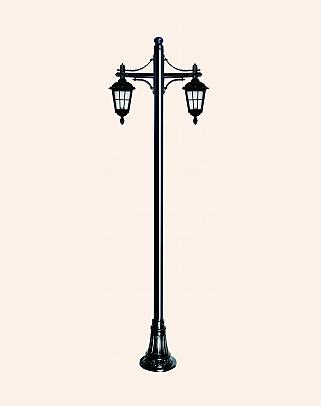 Y.A.5784 - Garden Lighting Poles