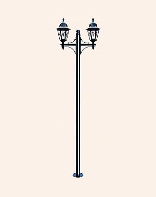 Y.A.5932 - Garden Lighting Poles