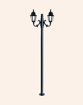 Y.A.5966 - Garden Lighting Poles