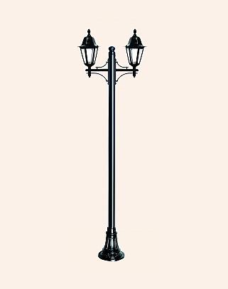Y.A.5970 - Garden Lighting Poles