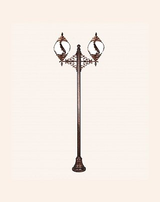 Y.A.6041 - Garden Lighting Poles