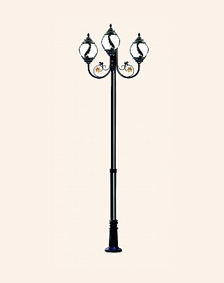Y.A.6043 - Garden Lighting Poles