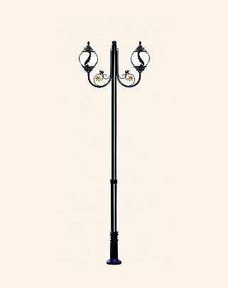 Y.A.6042 - Garden Lighting Poles