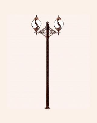 Y.A.6056 - Garden Lighting Poles