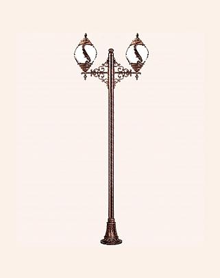 Y.A.6066 - Garden Lighting Poles