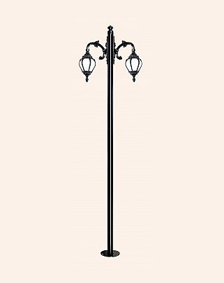 Y.A.6148 - Garden Lighting Poles