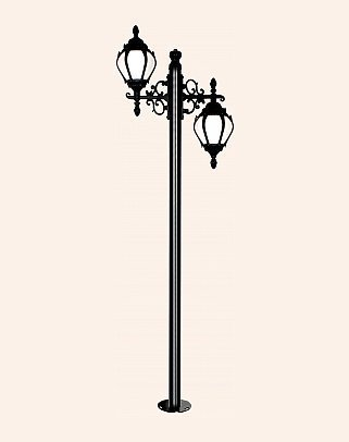 Y.A.6149 - Grass Lights Pole