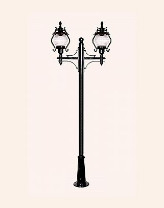 Y.A.6206 - Garden Lighting Poles