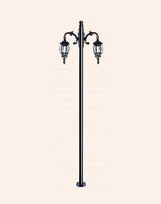 Y.A.6234 - Garden Lighting Poles