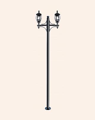 Y.A.6240 - Garden Lighting Poles