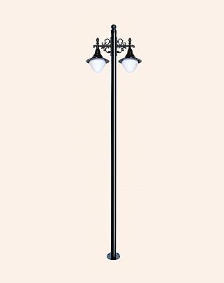 Y.A.6274 - Garden Lighting Poles