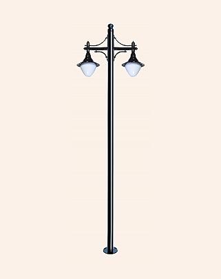 Y.A.6276 - Garden Lighting Poles