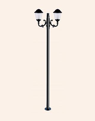 Y.A.6430 - Garden Lighting Poles