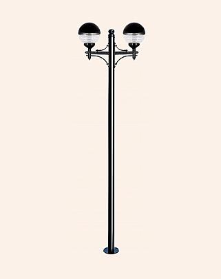 Y.A.6472 - Garden Lighting Poles
