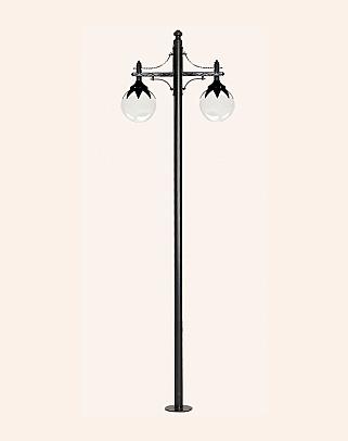 Y.A.6583 - Garden Lighting Poles