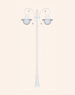 Y.A.66002 - Garden Lighting Poles