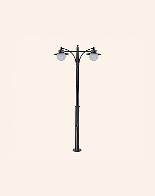 Y.A.66006 - Garden Lighting Poles
