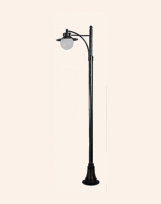 Y.A.66007 - Garden Lighting Poles