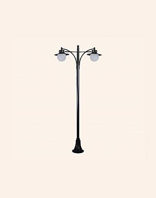 Y.A.66008 - Garden Lighting Poles
