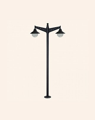 Y.A.66010 - Garden Lighting Poles
