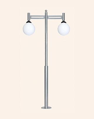Y.A.66014 - Garden Lighting Poles