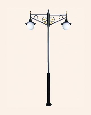 Y.A.66018 - Garden Lighting Poles
