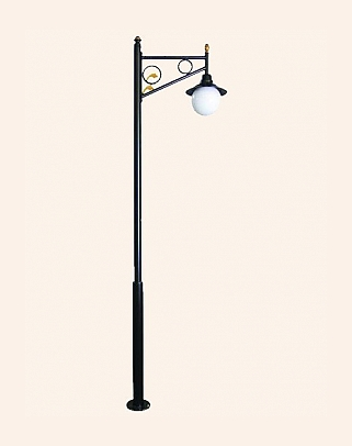 Y.A.66019 - Garden Lighting Poles