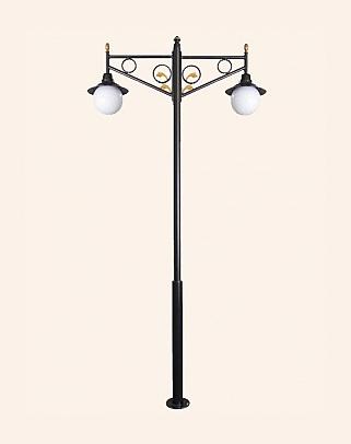 Y.A.66020 - Garden Lighting Poles