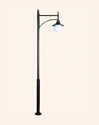 Y.A.66021 - Garden Lighting Poles