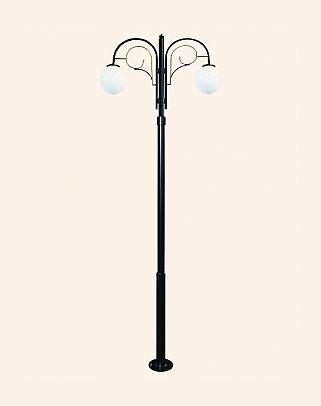 Y.A.66040 - Garden Lighting Poles