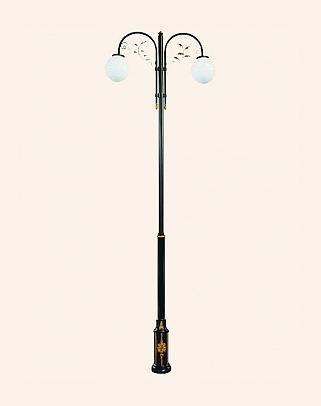 Y.A.66050 - Garden Lighting Poles