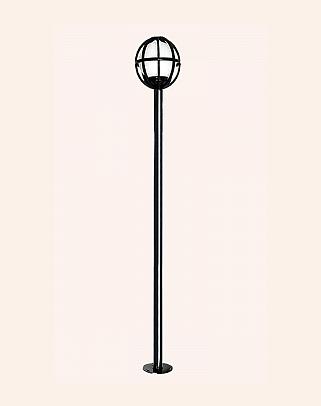 Y.A.6618 - Garden Lighting Poles