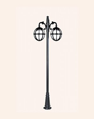 Y.A.6622 - Garden Lighting Poles