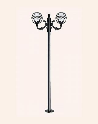 Y.A.6646 - Garden Lighting Poles