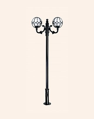 Y.A.6650 - Garden Lighting Poles