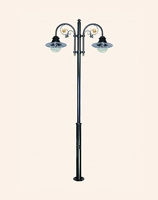 Y.A.67380 - Garden Lighting Poles