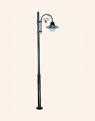 Y.A.67400 - Garden Lighting Poles