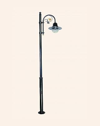 Y.A.67400 - Garden Lighting Poles