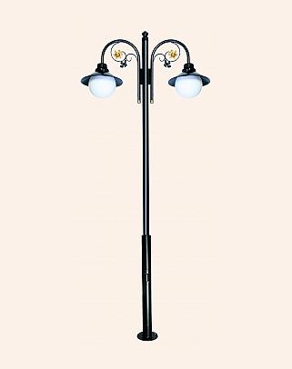 Y.A.67440 - Garden Lighting Poles