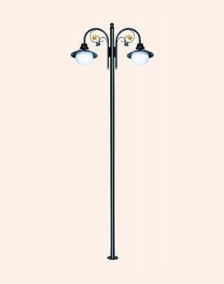 Y.A.67442 - Garden Lighting Poles