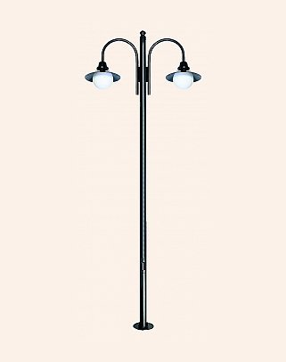 Y.A.67450 - Garden Lighting Poles