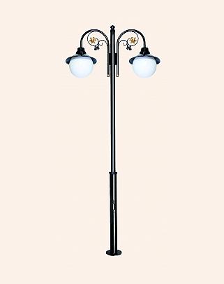 Y.A.67460 - Garden Lighting Poles