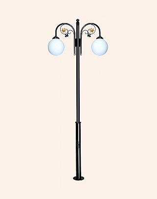 Y.A.67480 - Garden Lighting Poles