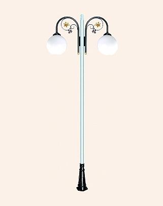 Y.A.67500 - Garden Lighting Poles