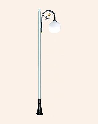 Y.A.67520 - Garden Lighting Poles