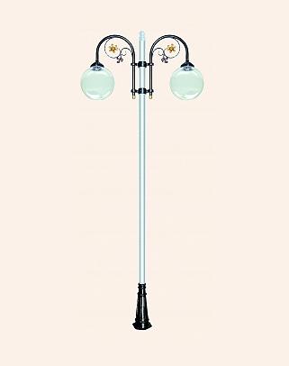 Y.A.67540 - Garden Lighting Poles