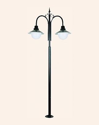 Y.A.67581 - Garden Lighting Poles